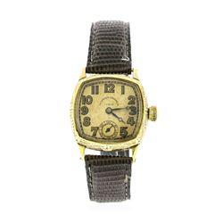 Vacheron Constantin 14KT Yellow Gold Vintage Men's Watch