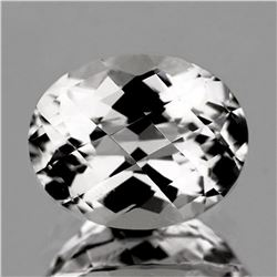 NATURAL COLORLESS WHITE TOPAZ 33.55 Ct - FL