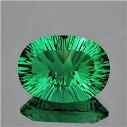 Natural AAA Emerald Green Fluorite 18.02 Ct Flawless
