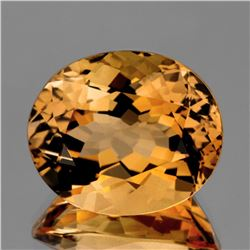 Natural AAA Champagne Imperial Topaz 17x14 MM