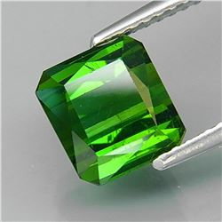 Natural Green Tourmaline  2.58 Ct - Untreated