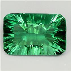 Natural AAA Green Fluorite 14.05 Ct - VVS