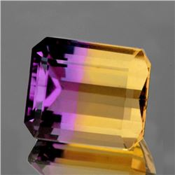 NATURAL ANAHI AMETRINE 8.28 Ct - Flawless Untreated