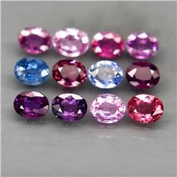 Natural Fancy Color  Sapphire  4.38 Ct.