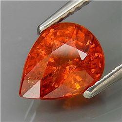 Mandarin Orange Namibian Spessartite Garnet 2.17 Ct