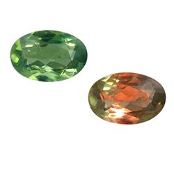 RARE NATURAL CERTIFIED COLOR CHANGE ALEXANDRITE