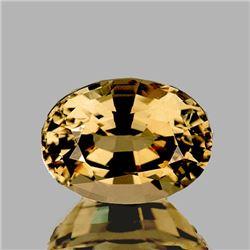 Natural Premium Golden Yellow Zircon 5.40 Cts  FL