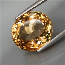 Natural Imperial Champagne Topaz 10.55 Ct