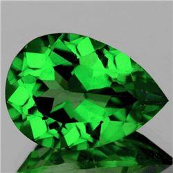 NATURAL GREEN MYSTIC TOPAZ BRAZIL 15x10 MM - FL