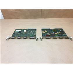 (2) Siemens Circuit Boards *See Pics for Part Numbers*