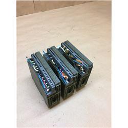 (3) Siemens 1P 6ES7 322-1BF01-0AA0 Output Modules