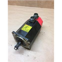 Fanuc A06B-0313-B003 AC Servo Motor *Cracked Cap*