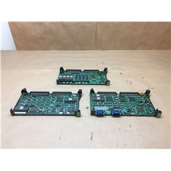 (3) Yaskawa Circuit Boards *See Pics for Part Numbers*