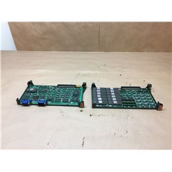 (2) Yaskawa Circuit Boards *See Pics for Part Numbers*