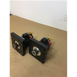 (2) Fanuc A06B-0376-B575#7075 AC Servo Motors