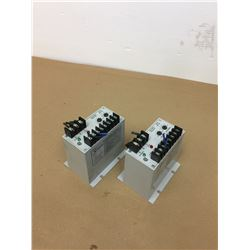 (2) Time Mark Corporation C2642 3 Phase Monitor