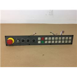 Manufacturer Unknown S0010-9038 Control Panel