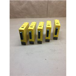 (5) Fanuc A03B-0807-C106 Input Module