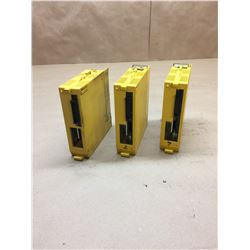 (3) Fanuc A03B-0807-C158 Output Module