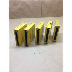 (5) Fanuc A02B-0076-K002 PC Cassette B