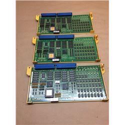 (3) Fanuc DA16B-2200-0020 Circuit Boards