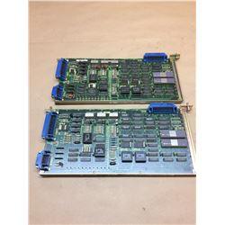 (2) Fanuc A20B-0007-0090 Circuit Boards