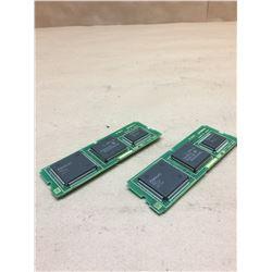 (2) Fanuc A20B-2900-0160/03A Circuit Boards