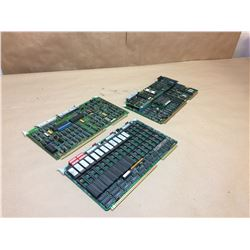 (3) Hurco Circuit Boards *See Pictures for Details*