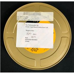 The Dark Knight Rises (2012) - Film Reel Can (With Working Title Magnus Rex)