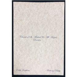 Downton Abbey (2010–2015) - Edith & Anthony Wedding Service