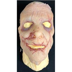The ByeBye Man (2017) - Doug Jones Screen Used Silicone Mask & Life Cast Bust