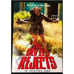 The Devil's Rejects (2005) - Robert Kurtzman Signed Poster