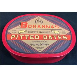 Fantastic Beasts and Where to Find Them (2016) - Bohanna Pitted Dates (Department Store Raid)