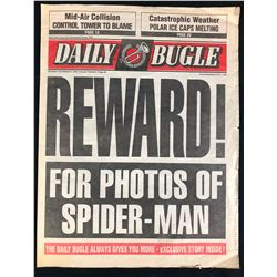 Spider-Man (2002) - Daily Bugle Newspaper Prop - Reward!