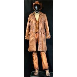 Priest (2011) - Hicks (Cam Gigandet) Custom Made Costume And Gun/Holster