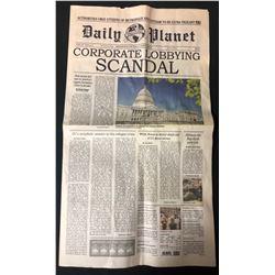 Batman v Superman: Dawn of Justice (2016) - Daily Planet Newspaper
