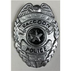 Resident Evil: Apocalypse (2004) - Raccoon City Police Badge