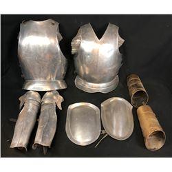 First Knight (1995) - Metal Armor Set