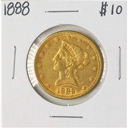 1888 $10 Liberty Head Eagle Gold Coin