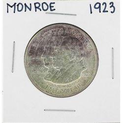 1923 Monroe Doctrine Centennial Commemorative Half Dollar Coin