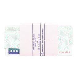 Pack of (100) Consecutive Myanmar 100 Kyats Uncirculated Notes