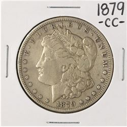 1879-CC $1 Morgan Silver Dollar Coin