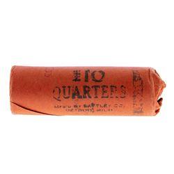 Roll of (40) Brilliant Uncirculated 1961-D Washington Quarter Coins