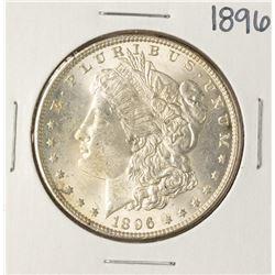 1896 $1 Morgan Silver Dollar Coin