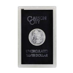 1883-CC $1 Morgan Silver Dollar Coin GSA Uncirculated