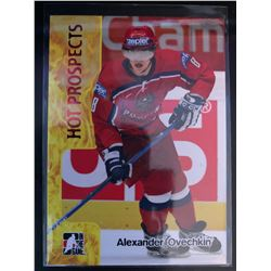 2005-06 In The Game Heroes And Prospects Alex Ovechkin
