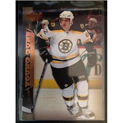 2007-8 Upper Deck Young Guns Milan Lucic Card #207