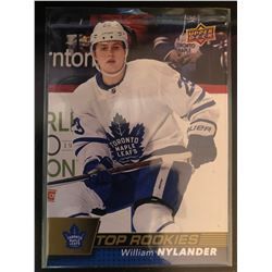 2017-18 Upper Deck MJ Holdings William Nylander #R-4