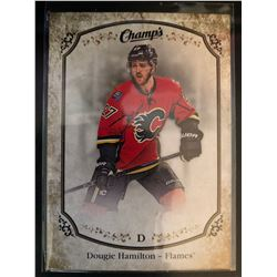 2015-16 Upper Deck Champs Gold Backs Dougie Hamilton