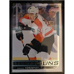 2018-19 Upper Deck Young Guns Mikhail Vorobyev #203